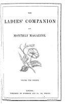The Ladies  Companion and Monthly Magazine
