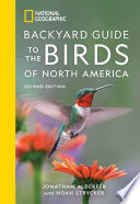 link to National Geographic backyard guide to the birds of North America in the TCC library catalog