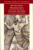 Myths from Mesopotamia