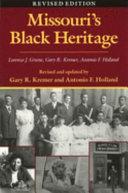 Missouri s Black Heritage Book PDF
