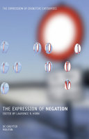The Expression of Negation