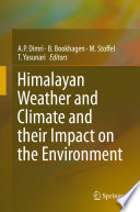 Himalayan Weather And Climate And Their Impact On The Environment Book PDF