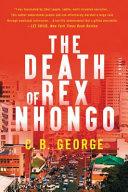 The Death of Rex Nhongo Book