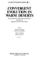 Convergent Evolution in Warm Deserts