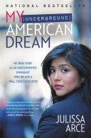 My (Underground) American Dream Book
