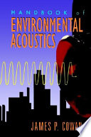 Handbook of Environmental Acoustics