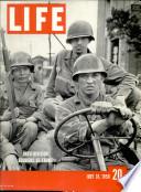 31. jul 1950