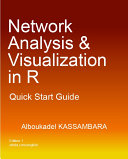 Network Analysis and Visualization in R