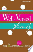The Well Versed Family Book PDF