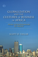 Globalization and the Cultures of Business in Africa Pdf/ePub eBook