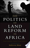 The Politics of Land Reform in Africa