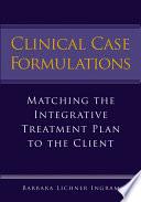 Clinical Case Formulations Book PDF