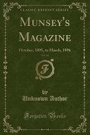 Munsey S Magazine Vol 14