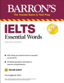 IELTS Essential Words  with Online Audio