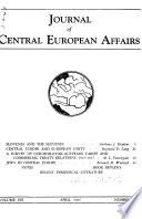 Journal of Central European Affairs