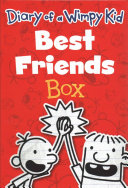 Diary of a Wimpy Kid  Best Friends Box  Diary of a Wimpy Kid Book 1 and Diary of an Awesome Friendly Kid