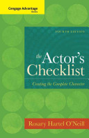 The Actor's Checklist