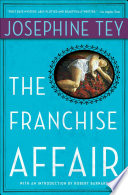 The Franchise Affair Josephine Tey Cover