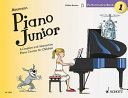 Piano Junior: Performance Book 1