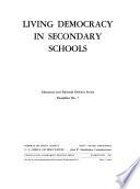 Living Democracy In Secondary Schools