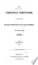 The Quarterly Christian Spectator