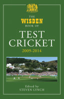 The Wisden Book of Test Cricket 2009   2014