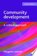 Community Development Second Edition  Book