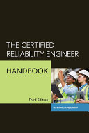 The Certified Reliability Engineer Handbook [Pdf/ePub] eBook
