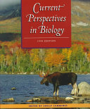 Current Perspectives in Biology Book