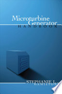 The Handbook of Microturbine Generators Book