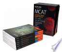 MCAT Complete 7 Book Subject Review 2021 2022