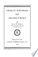 Insect Enemies of Shade Trees
