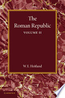 The Roman Republic Book PDF