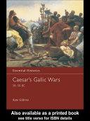 Caesar s Gallic Wars 58 50 BC