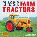 Classic Farm Tractors 2015