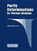 Pdf Purity Determinations by Thermal Methods
