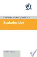 Cambridge Marketing Handbook Stakeholder