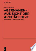 """""""Germanen"""" aus Sicht der Archäologie"""