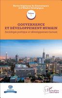 Gouvernance et développement humain (Volume 1)