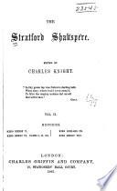 The Stratford Shakspere King Henry V King Henry Vi King Richard Iii King Henry Viii