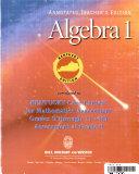 Holt Algebra 1 2003