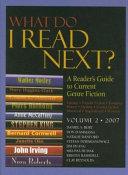 What Do I Read Next Volume 2 Book PDF