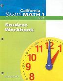 Saxon Math 1 California