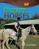 Therapy Horses