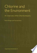 Chlorine And The Environment Book PDF