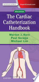 Cover of Cardiac Catheterization Handbook