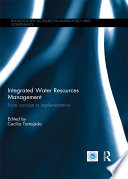 Revisiting Integrated Water Resources Management