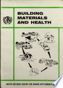 Building Materials And Health Book PDF