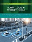 Human Factors in Intelligent Vehicles Book