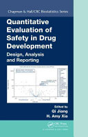 Quantitative Evaluation of Safety in Drug Development